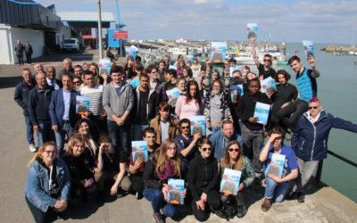 Lundi 29 avril 2019  – Escale des P2C à Noirmoutier