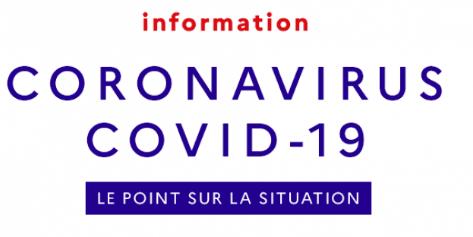 CORONAVIRUS – COVID 19